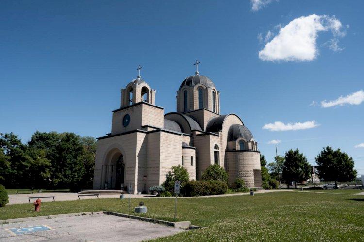 Црква Саборa Срба Светитеља у Мисисаги