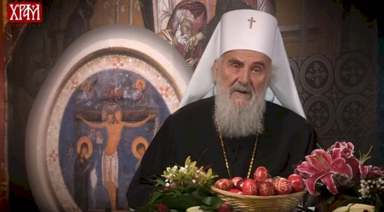 Васкршња посланица Српске Православне Цркве