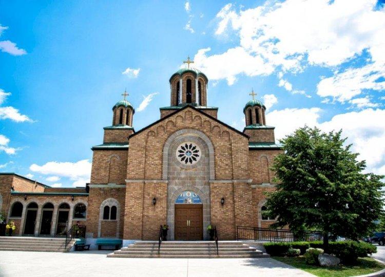 Саборни храм Епархије канадске Светог оца Николаја у Хамилтону